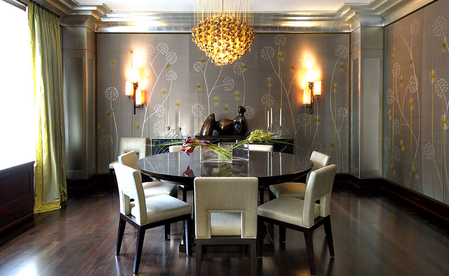 Park Avenue NY Interior Designer Alice Black